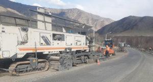 В Республике Алтай начали ремонт двух участков Чуйского тракта