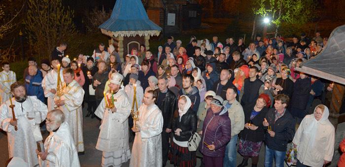 Православные готовятся встретить Воскресение Христово