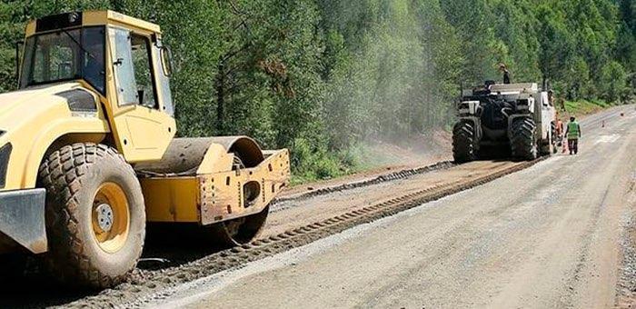 С мая на Алтае начнут проверять дороги, отремонтированные по нацпроекту