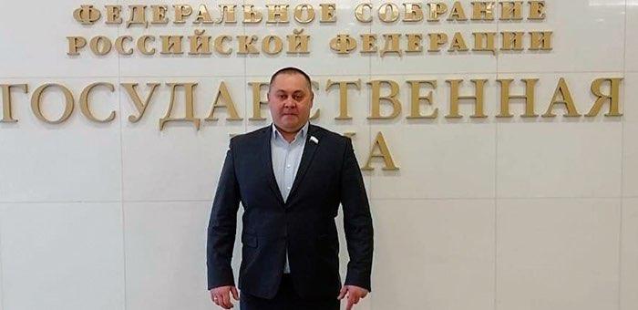 Петр Букач собрался в Госдуму