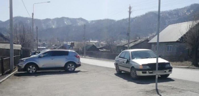 Автоледи на «Тойоте» сбила 11-летнюю девочку в Онгудае