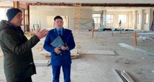 В Кош-Агаче при строительстве детсада отдали 18 млн за невыполненные работы