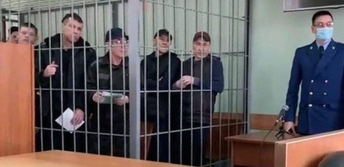 17 человек признаны виновными в массовых беспорядках в СИЗО