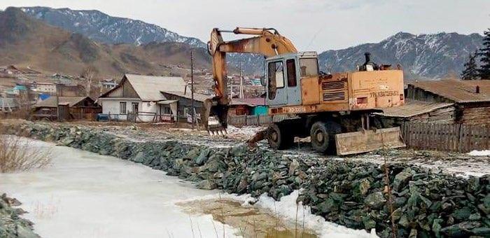 Какие силы и ресурсы есть у Республики Алтай для борьбы с паводком