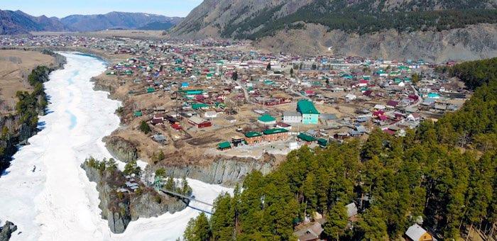 Температурный рекорд зафиксирован в Чемале