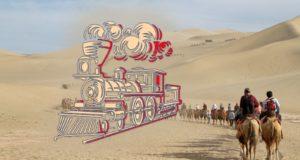 «Шелковый путь» или разговоры перед выборами? Что думают люди о железной дороге в Китай