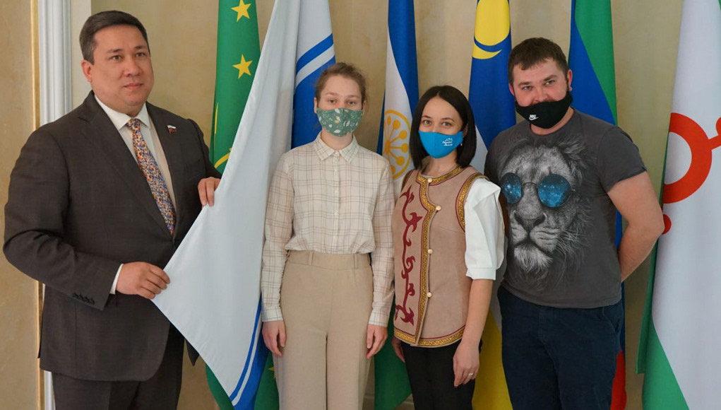 Победители конкурса «Мы помним! Мы гордимся!» побывали в Москве