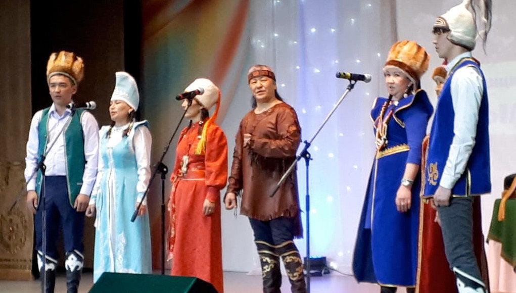 В Новосибирске отметили алтайский праздник Jылгайак