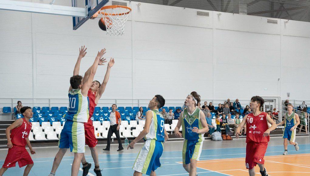 Школьная баскетбольная лига: итоги регионального чемпионата