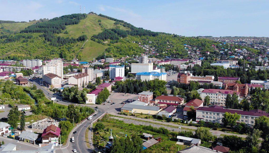 Жителей Горно-Алтайска приглашают проголосовать за территорию для благоустройства