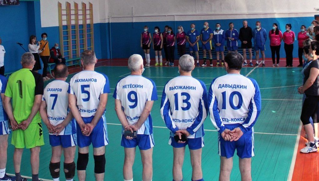В Майме прошел турнир памяти Александра Терещенко