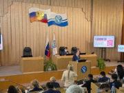 Глава республики выступил с отчетом о деятельности правительства