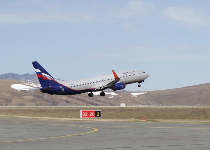 «Аэрофлот» начал выполнение рейсов из Шереметьево в Горно-Алтайск