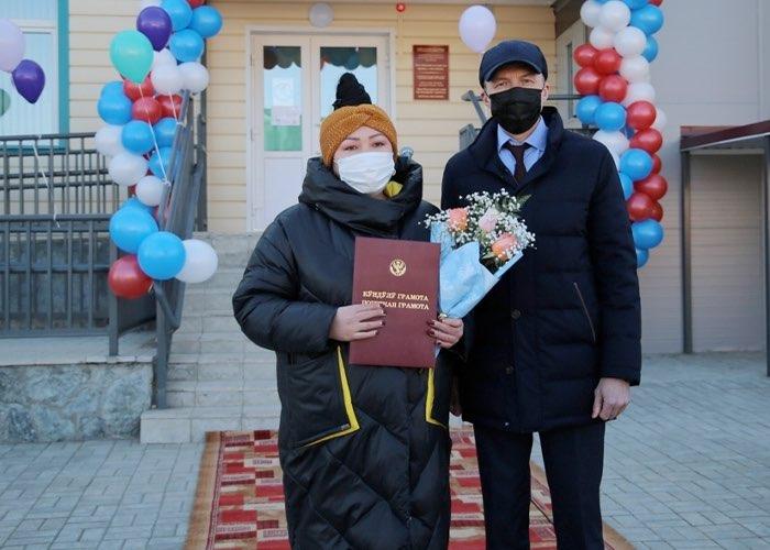 В Усть-Кане открыли новый детский сад
