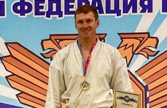 Пожарный из Турочака стал победителем Кубка МЧС России по рукопашному бою