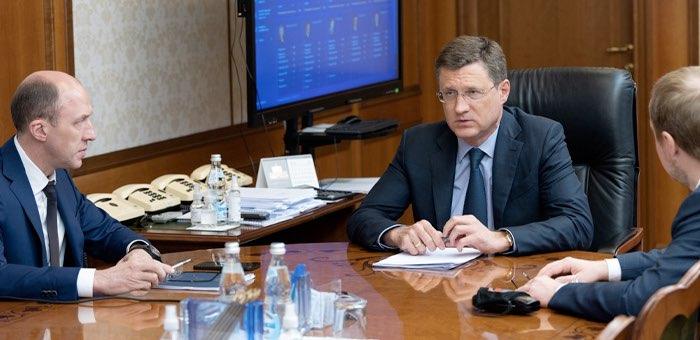 В Москве прошло совещание по единым тарифам на Алтае