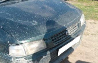Пьяный водитель сбил трехлетнего ребенка