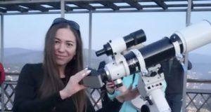 Астрономический вечер «Звездный час» вызвал интерес горожан