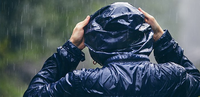 Штормовое предупреждение: ожидаются сильные дожди и грозы