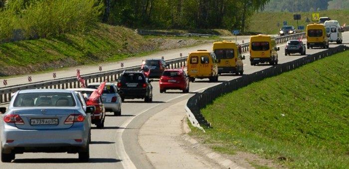 Молодежный автопробег «Дорога памяти» прошел в Республике Алтай