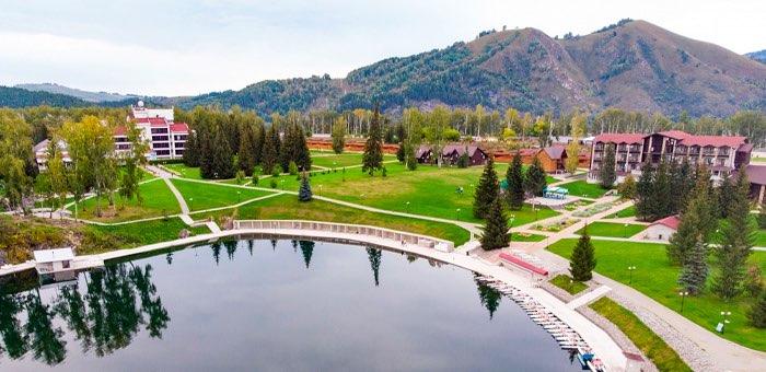 На Айском озере планируют «создать благоприятные условия для отдыха»