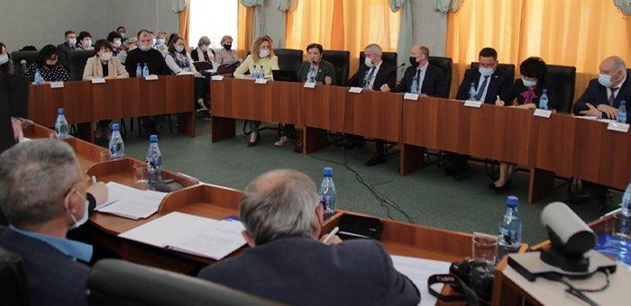 В Усть-Коксе проходит конференция «Республика Алтай – территория согласия»
