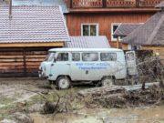 Паводковая обстановка в Республике Алтай по состоянию на 3 мая