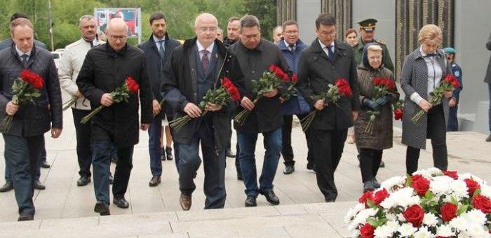 Делегация Совета Федерации прибыла в Республику Алтай