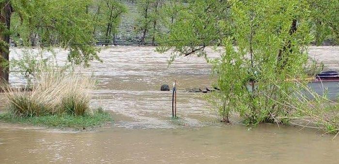 В Республике Алтай осложнилась паводковая обстановка