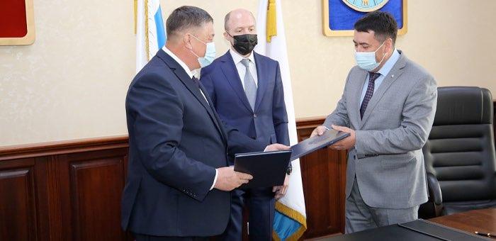 Подписано соглашение о развитии горно-алтайской городской агломерации