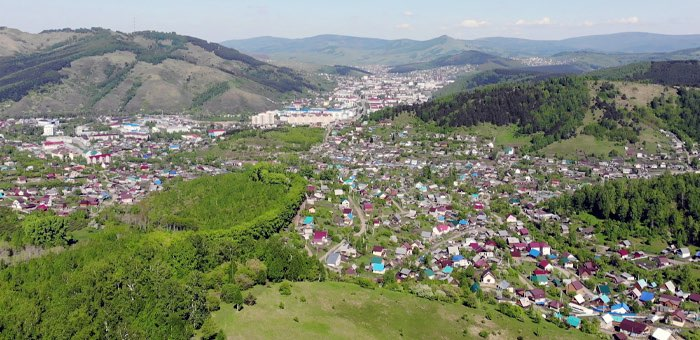 В Республику Алтай возвращается жара