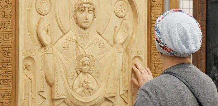В музее пройдет тактильная выставка резных икон
