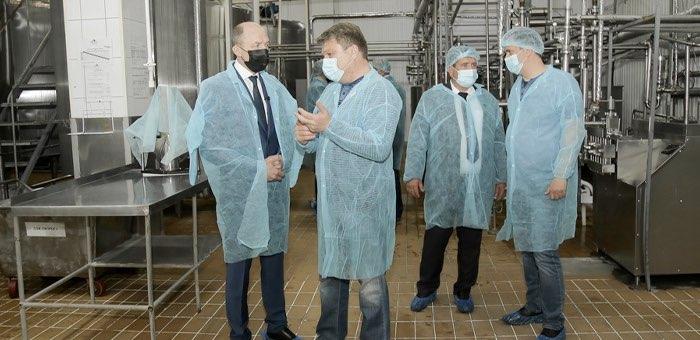 «Майма-молоко» на средства гранта модернизировало производство