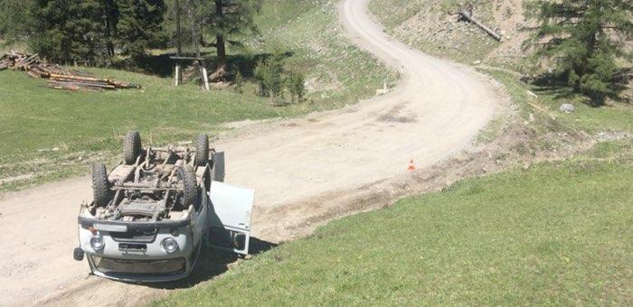 Покатались неудачно: водители без прав устроили два ДТП