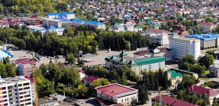 В Горно-Алтайске состоится общественное обсуждение дизайн-проекта благоустройства центра города