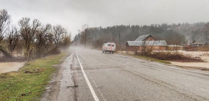 Движение транспорта по Телецкому тракту открыто