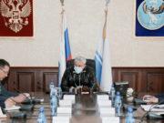 Внеочередное заседание КЧС в связи с паводком прошло в правительстве