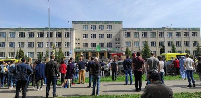 В школах Горного Алтая после трагедии в Казани усилят меры безопасности