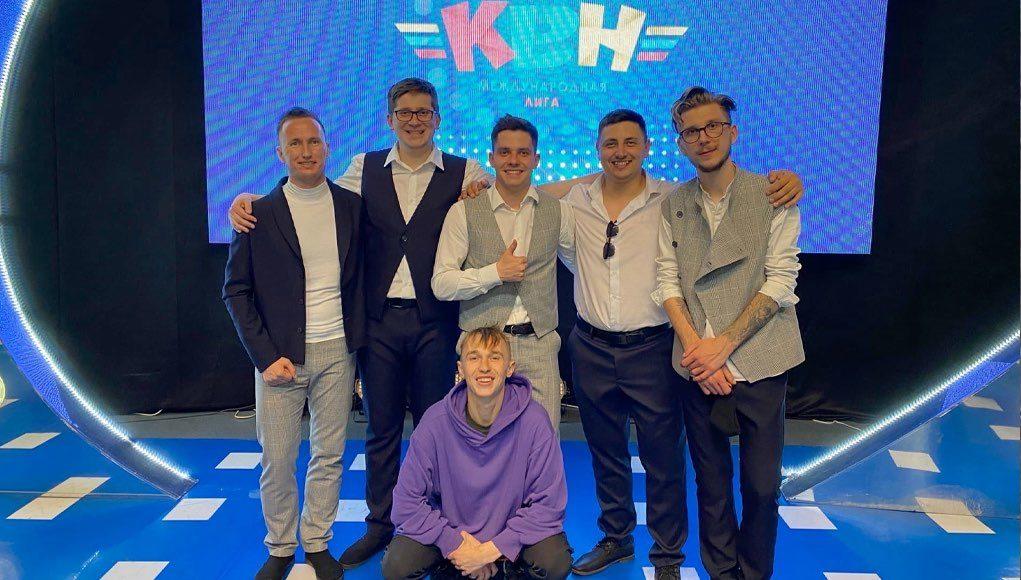 Команда Республики Алтай вышла в четвертьфинал Международной лиги КВН