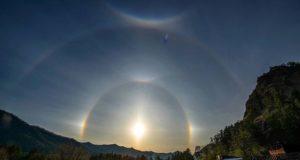 «Алмазная пыль»: необычное атмосферное явление наблюдали жители Горного Алтая