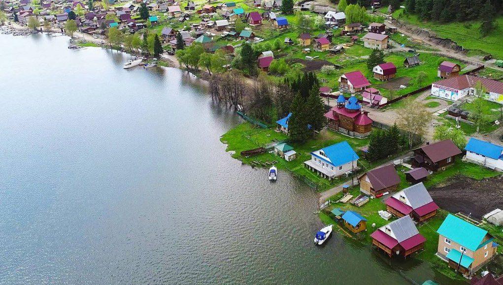 На Телецком озере и в реке Бия уровень воды может повыситься до критических отметок