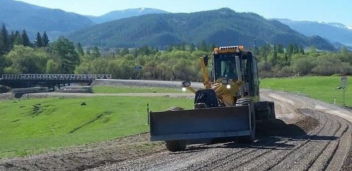 Ремонт дороги Ело – Каярлык планируется завершить в этом году