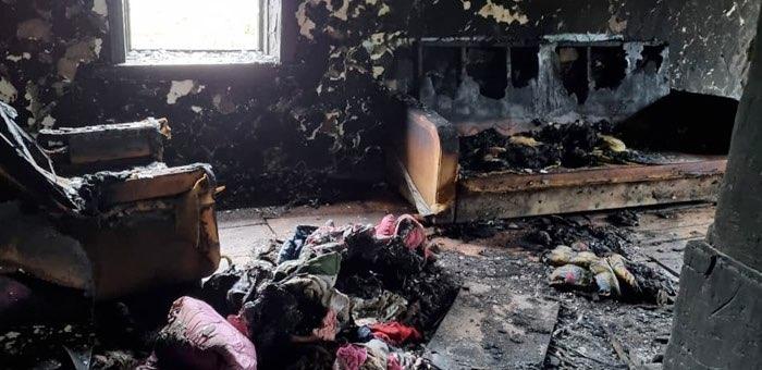 В связи с гибелью трех детей в Аносе возбуждено уголовное дело