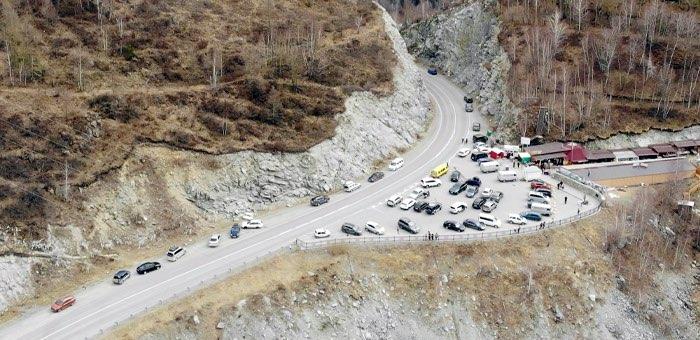 В мае Республика Алтай оказалась на первом месте в стране по доле туристов