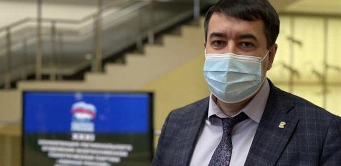 Роман Птицын стал первым официально выдвинутым кандидатом в депутаты Госдумы от Горного Алтая