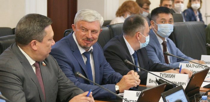 Дни Республики Алтай проходят в Совете Федерации