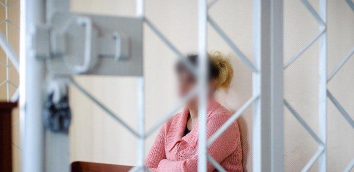 Женщина угодила за решетку за неуплату алиментов