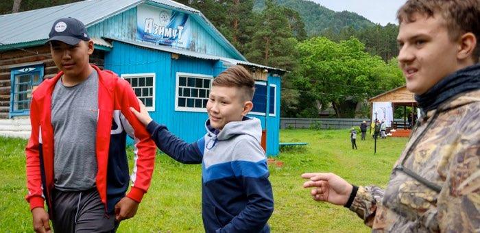 Эколого-инженерная школа проходит в Республике Алтай