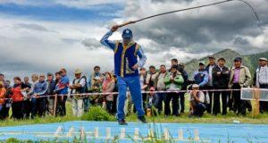 Камчи могут включить в программу Всемирных игр кочевников