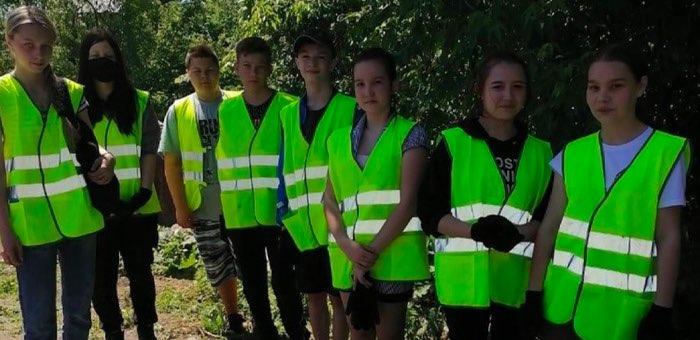 Молодежные трудовые отряды продолжают работу
